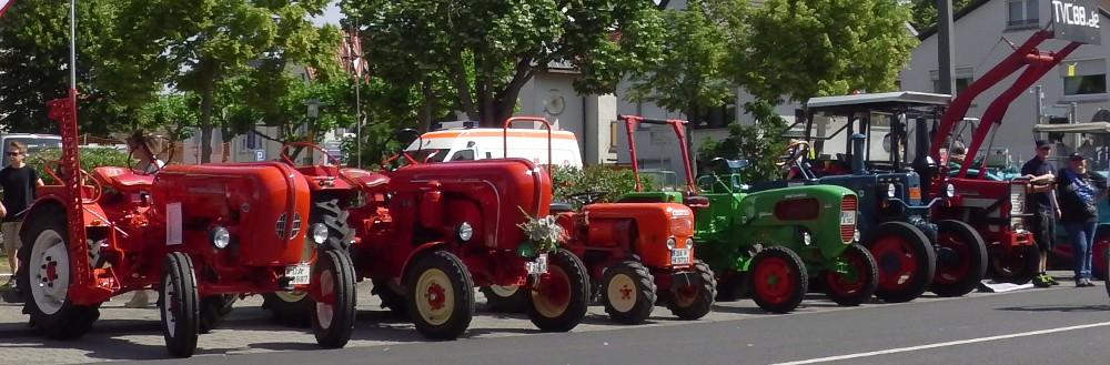 Traktor Veteranen Club 88